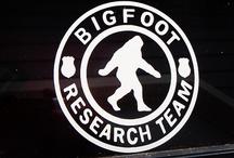 Bigfoot / by Tonya Daisy