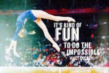 ~Everything Gymnastics~ / by Juliette