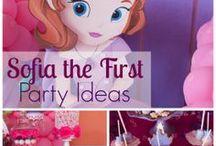 party ideas (Carolina) / by Lyssa Lumgair