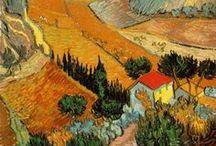 Landscape painting / by San Sabba