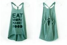 Refashioned T-shirts / by Fresh | food.home.style