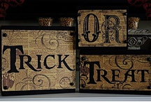 Frightful Halloween Decorations - Spooktacularly D.I.Y. Projects Where to Buy / Looking for spooktacularly wicked ideas to prepare for All Hallows' Eve? Add frightful fun and festive flare with these haunting crafts and D.I.Y projects. #Halloween#Halloween Decorations#DIY Halloween / by Julie Sloan