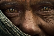 portraits worldwide / by Thalia Green