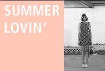 Summer Lovin' / Salt Hair, Don't Care / by Shellys London
