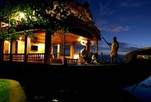 Kerala Backwaters and Houseboats / Backwater sites in Kerala are very famous among the vacationers. Alleppey , Kumarakom, Cochin are the main Backwaters of Kerala. / by Swathy Menon