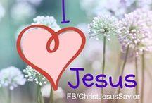 My Lord & Savior Jesus Christ / by Tuwasha Jackson