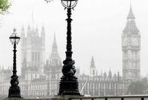 London / The capital city of England  / by Tina Richardson