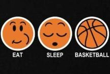 my sport basketball / ball is life  / by ❥Michelee Decker❥