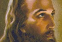 My Lord Jesus Christ / http://lovejesusmore.weebly.com #Jesus Christ #love Jesus #Messiah #Lord #Christ #God #Yeshua #Adonai #Elohim  / by Craig McCartan