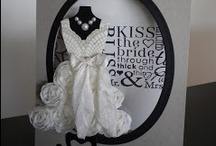 Cards: Dresses / This board was inspired by the Stampin Up Framelits - Dress UP but has emerged into much more as far as examples. It inspires the little girl in me who still loves to Dress Up and have fun. / by Camano Art Cards