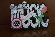 Cards: Music / by Camano Art Cards