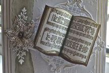 Cards: Bible or Open Book  / by Camano Art Cards