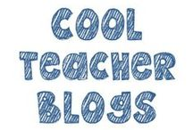 Cool Teacher Blogs / by The Teacher Treasury