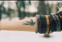 Tattoos & Piercings <3 / by Megan Young