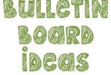 Bulletin Board Ideas / by The Teacher Treasury