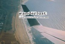 {[Let's get Lost]}✈️ / Where's your sense of adventure? / by Julia Engel