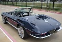 Vettes. 63's to be Specific / by Susi Christianson