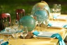 Tablescapes / by Phyllis Harper