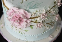 Beautiful & Edible...just cakes / Ridiculous, artistic cakes! / by Shannon Hilbert
