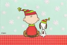 charlie brown and the gang / by Karrie Ann Schott