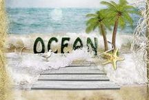 BEACHES ~ OCEANS ~ SEAS / by Carolyn