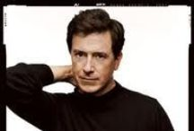 Stephen Colbert  / by Shelley Roberts