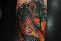 Tattoos / by jseph glines