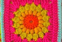 Crochet ~ tricot / by **• Manoush•**