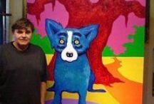 Lafayette Art & Artists / Lafayette, Louisiana, is home to world-renown artists. In addition, artwork can be found everywhere, including outdoor sculptures and fantastic murals. / by Lafayette Travel