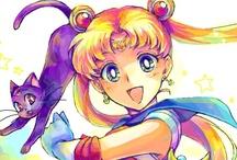 Sailor Moon / by Scotlyn Rhyne