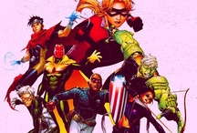 The Young Avengers / by Scotlyn Rhyne