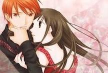 Cute Anime Couples / by Scotlyn Rhyne