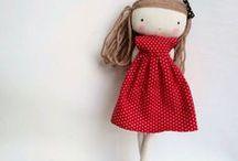 dolls / by OLGA NEGRO