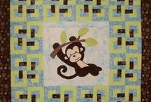 Monkey quilts / by Anita Armstrong