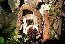 Fairy houses / by Brocante Huuske