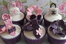 Decorated Cakes / by Anne Andrews