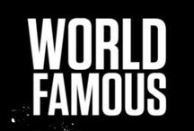 ★ŴǬƦŁĎ ƒΔⓂǑɄŠ☆ / Famous people who are gifted and talented known throughout the world.  / by ƦǑǤΣƦ»  ̊\̲̳Λ̲̳̊/̲̳ ̊ «†ȞΔ† ♓