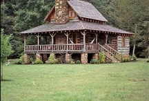 Log Cabin Life / by Jennifer Mixon