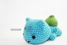 Crochet Pokemon 🐾 / by Mingle Mangle