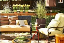 Pretty Porches & Outdoor Spaces! / by Jennifer Mixon