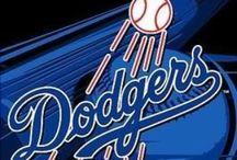 dodger baseball!! / by Lori Labani