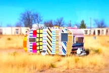 caravanes / by Anouk Zipper