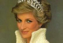 Princess Diana and the Royal Family / I liked Diana and the things she did, to bad she had to go so soon. / by Barbara Wolf