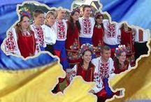 Ukraine /Ukraina / by Helena Dybala
