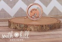 Lockets / by South Hill Designs