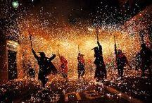 Fiestas en España / by Lucia Oller