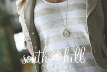 Be Beautiful with Custom Lockets / by South Hill Designs