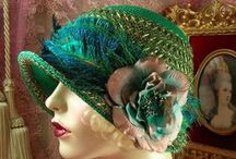 Hats / Hats ancient and modern ! / by Julia Forster