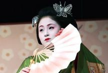Geisha / by Julia Forster