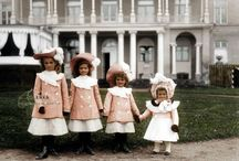The Romanovs in Colour / by Julia Forster